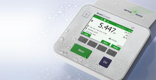 SevenCompact™ - Versatile and Universal pH and Conductivity Meters